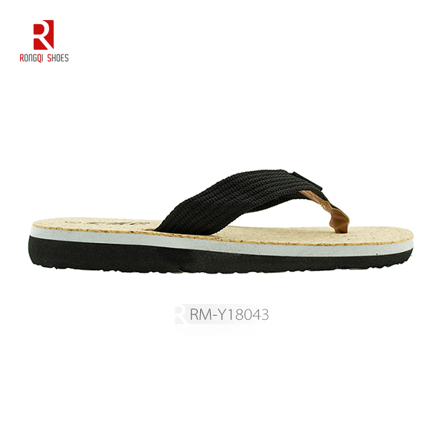 Wholesale cheap eva men's flip flop